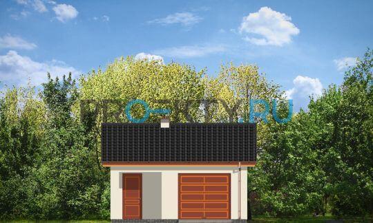 Фасады проекта BG01