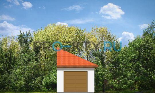 Фасады проекта BG04