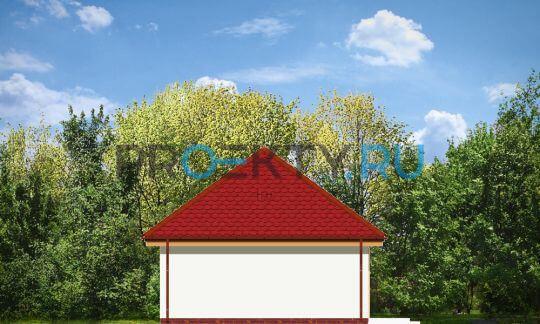 Фасады проекта BG100