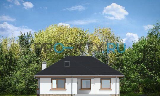 Фасады проекта Самшит