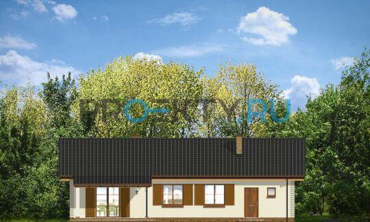 Фасады проекта Янтарь