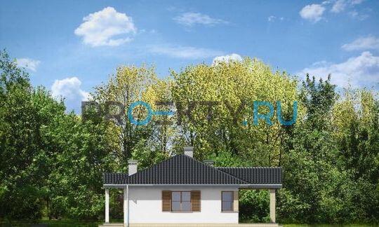 Фасады проекта Чарус