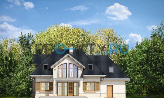 Фасады проекта Габрик