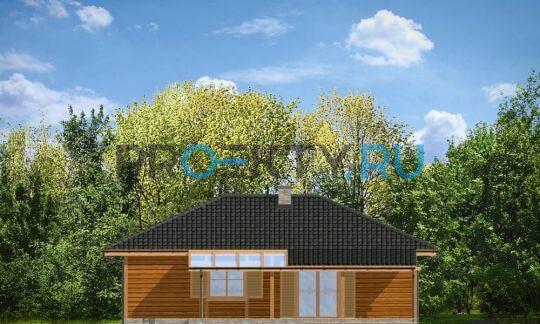 Фасады проекта Дудек