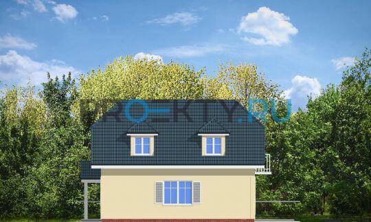 Фасады проекта Адам