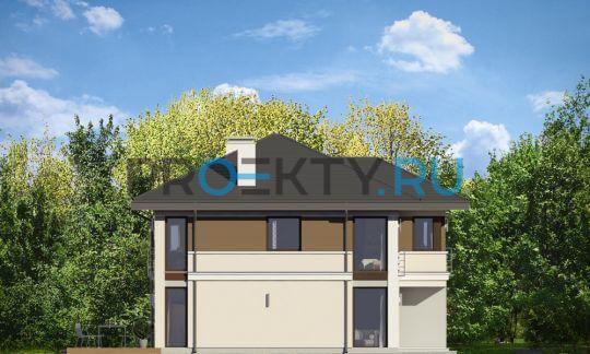 Фасады проекта Титан