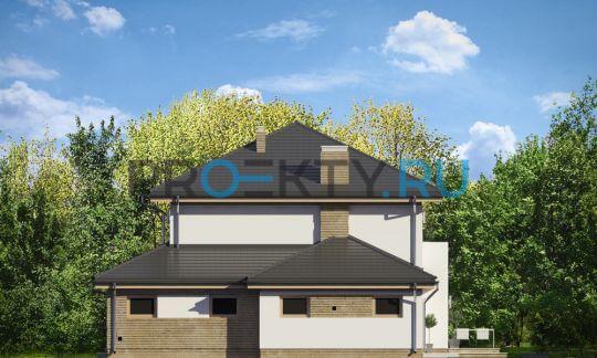 Фасады проекта Изумруд-4