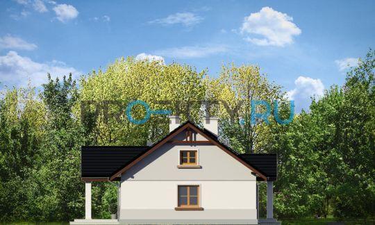 Фасады проекта Анатоль-2