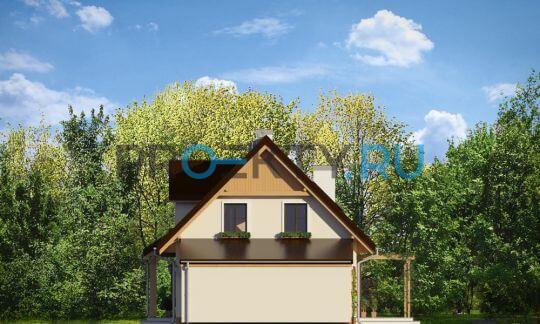 Фасады проекта Сказочный-3