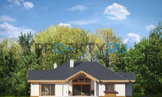 Фасады проекта Раскидистый