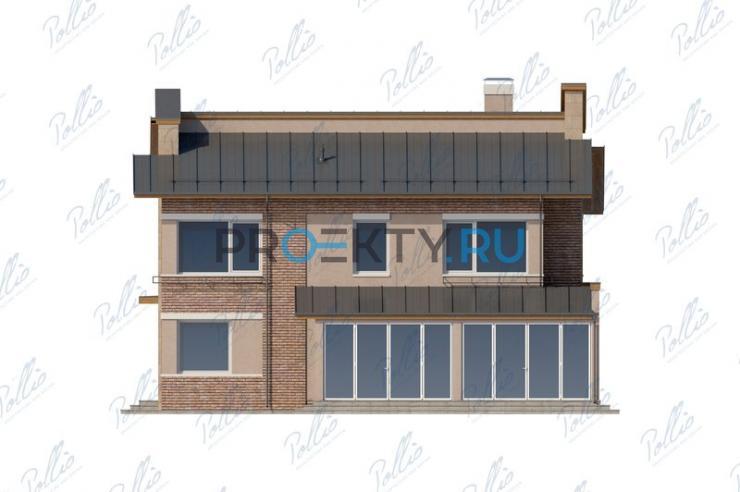 Фасады проекта Х22