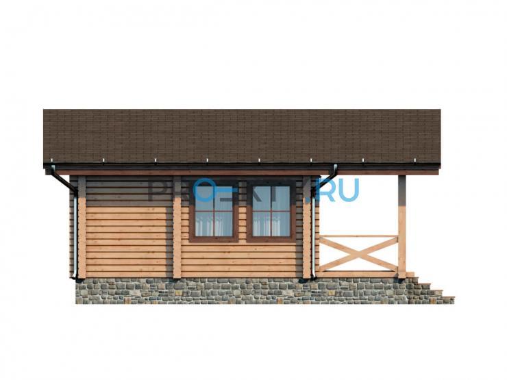 Фасады проекта Разгуляй