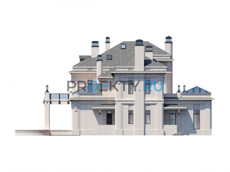 Фасады проекта Вена