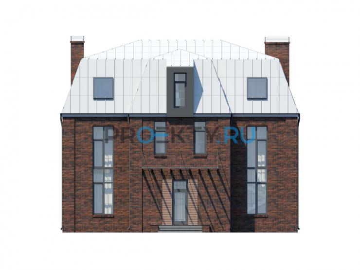 Фасады проекта Ноттингем