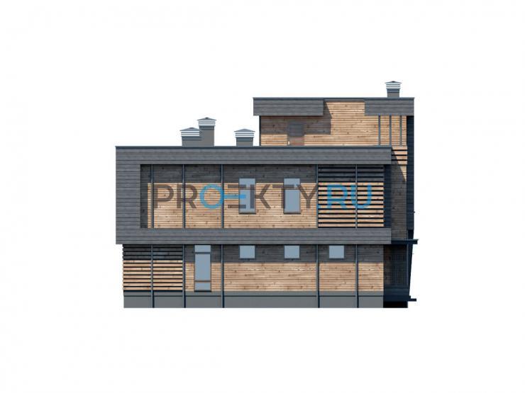 Фасады проекта Норден
