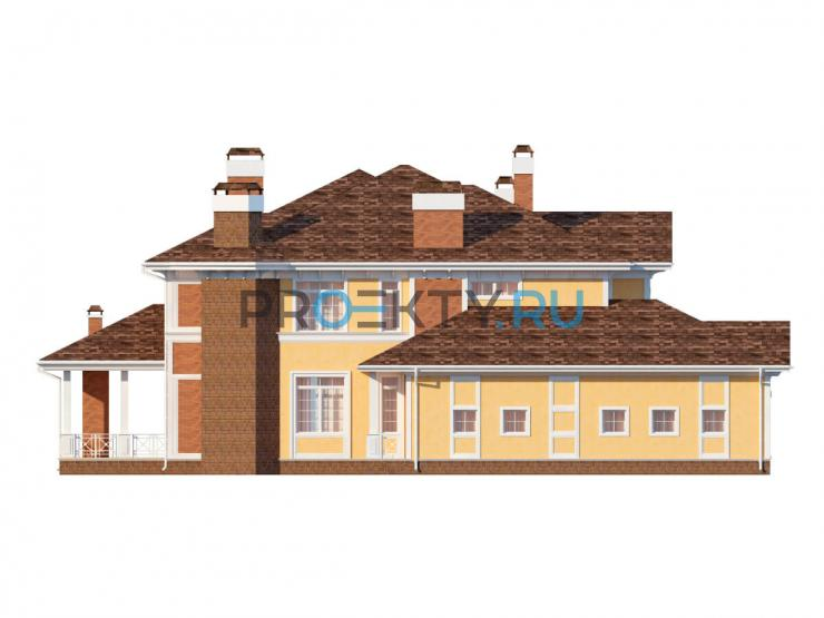 Фасады проекта Толедо 2