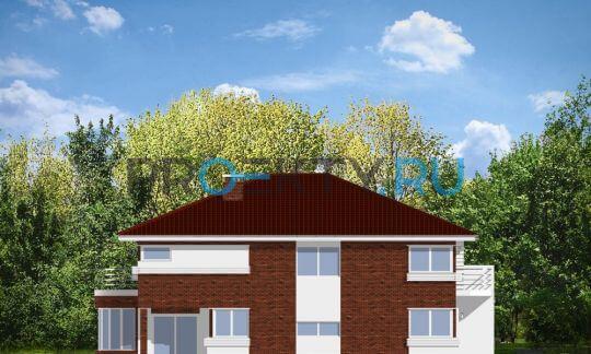 Фасады проекта Габриэль-3