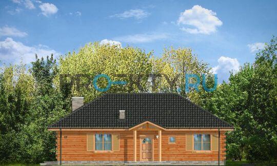 Фасады проекта Ласточка