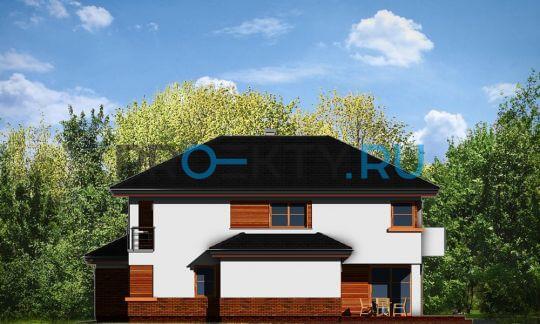 Фасады проекта Кассиопея-4