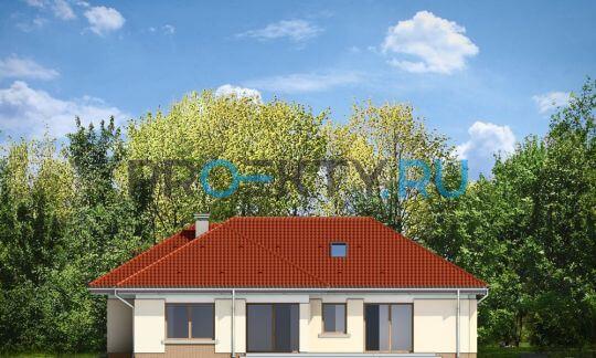 Фасады проекта Комфортный-3