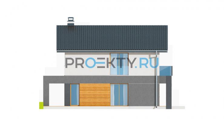 Фасады проекта Z297
