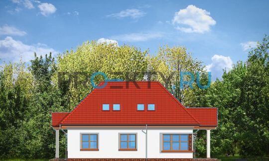 Фасады проекта Мазурек-3