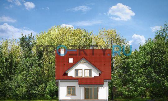 Фасады проекта Чайка