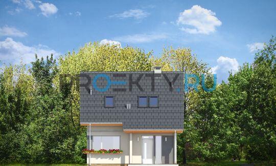 Фасады проекта Микрус