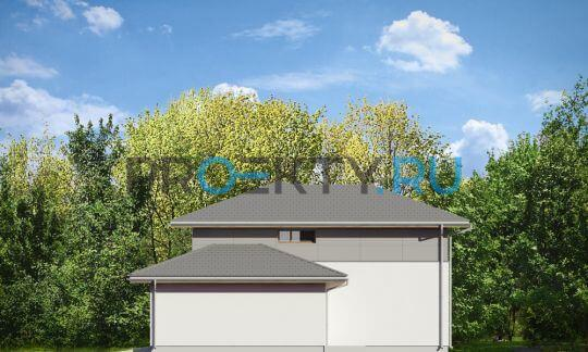 Фасады проекта Модена