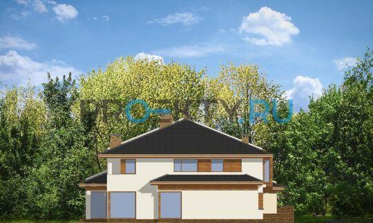 Фасады проекта Нептун