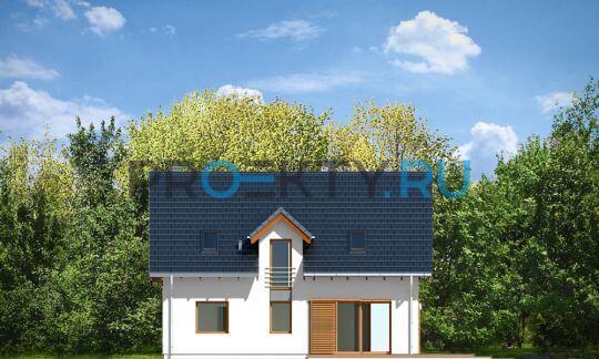 Фасады проекта Оскар
