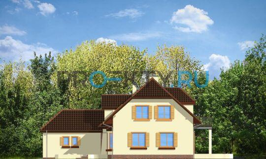 Фасады проекта Погодный-4