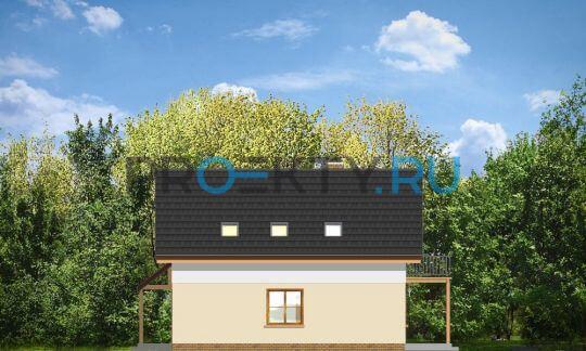 Фасады проекта Практичный А