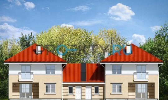Фасады проекта Аметист-2