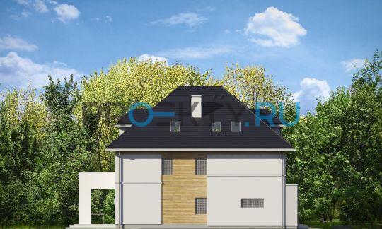 Фасады проекта Агат-2