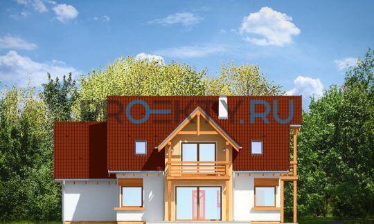 Фасады проекта Бартэк