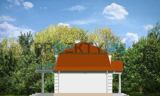 Фасады проекта Ретро