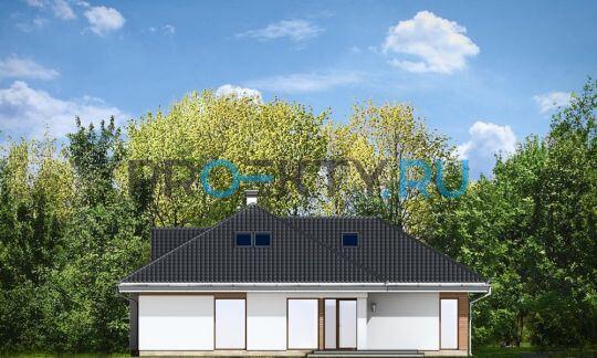 Фасады проекта Развитой