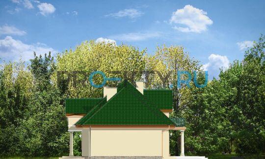 Фасады проекта Сага