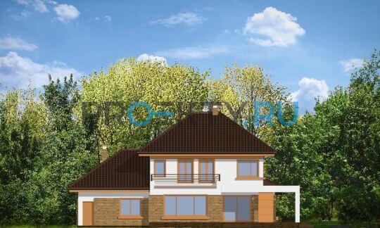 Фасады проекта Сладкий