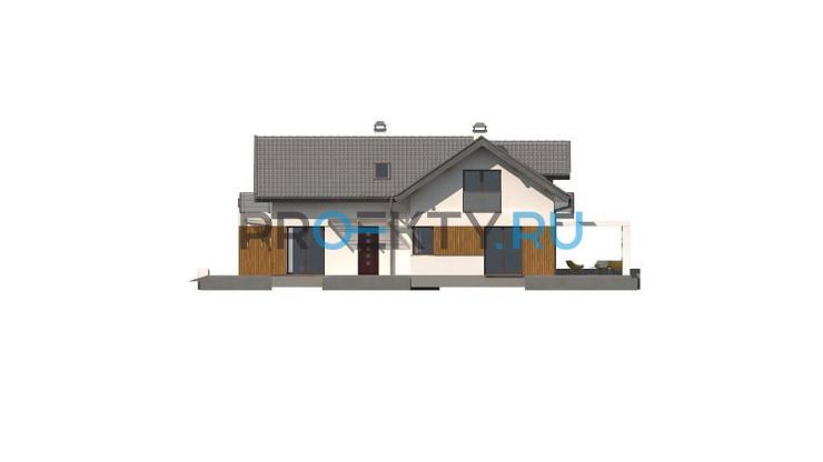 Фасады проекта Z150