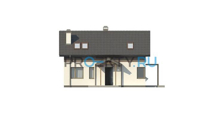 Фасады проекта Z233