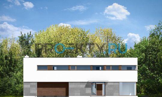 Фасады проекта Вертиго