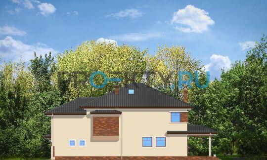 Фасады проекта Удобный-2