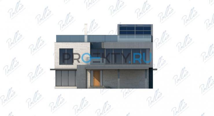 Фасады проекта Х8