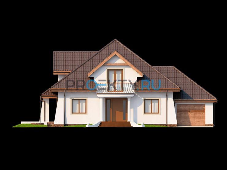 Фасады проекта Z109
