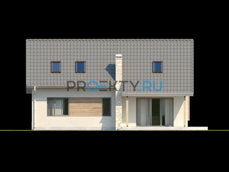 Фасады проекта Z111