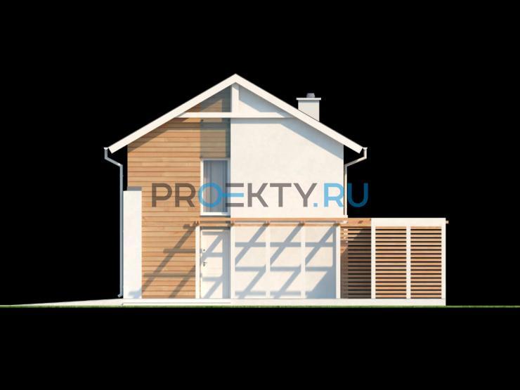 Фасады проекта Z115