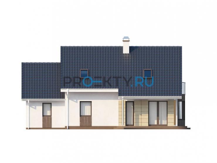 Фасады проекта Z120
