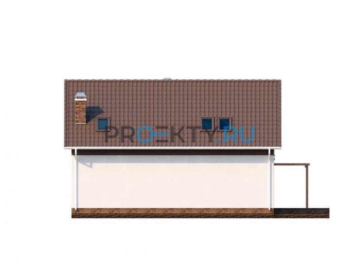 Фасады проекта Z128